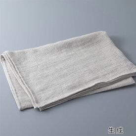 【ふるさと納税】020H21 「近江の麻」パナマ織りバスタオル[ 高島屋選定品 ]