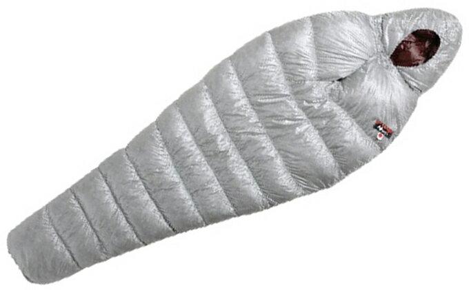【ふるさと納税】NANGA DOWN SCHLAF MINIMARHYTHM 250(グレー/レッド) 【ナンガ・ダウンシュラフ・寝袋・キャンプ用品・アウトドア用品】