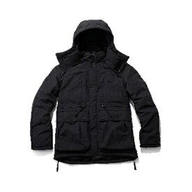 【ふるさと納税】NANGA タキビダウンジャケット(チャコール) 【ファッション・服・男性・メンズ・女性・レディース・ジャケット】
