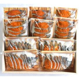 【ふるさと納税】【滋賀の高級珍味】びわ湖産の最高級にごろふな寿司スライスミニ10パック 木箱入り★におい控えめで食べやすい発酵食品★