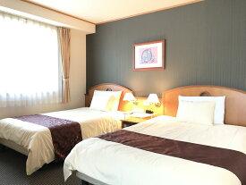 【ふるさと納税】ホテルベルマーレ デラックスツイン ご宿泊チケット 2名様 素泊まり