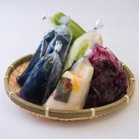 【ふるさと納税】<京漬物 きさらぎ漬 丹波>季節の漬物 詰め合わせ(4〜5種)