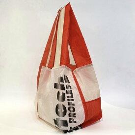 """【ふるさと納税】パラグライダーのリサイクルバッグ""""PROTO-01""""《エコ バッグ 環境 ファッション カバン》(クラウドファンディング対象)"""
