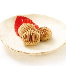 【ふるさと納税】<京栗菓匠 若菜屋>国産栗使用  焼き栗きんとん《季節 秋 栗 和菓子》
