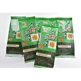 【ふるさと納税】有機宇治煎茶6本入 【お茶・緑茶・加工食品】