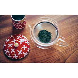【ふるさと納税】SOU・SOUすずしろ草茶器セット 【お茶・緑茶・食器】