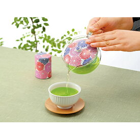 【ふるさと納税】SOU・SOU菊づくし茶器セット 【お茶・緑茶・食器】