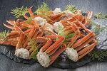 味付きボイルずわい蟹
