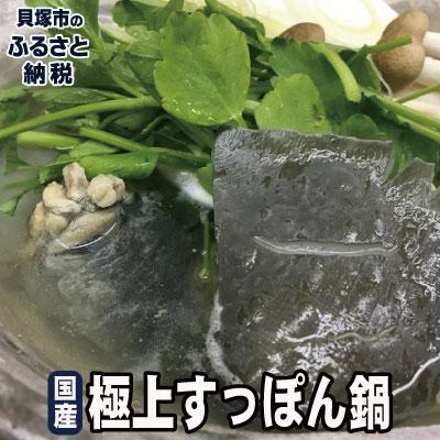 [ふるさと納税]R73P【国産】極上すっぽん鍋