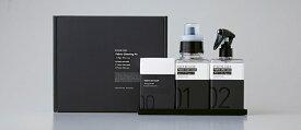 【ふるさと納税】C104 木村石鹸 &SOAP FABRIC クリーニングキット 洗濯 衣類用洗剤