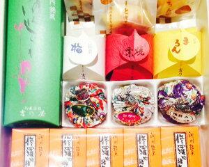 【ふるさと納税】No.011 藤井寺銘菓詰合せ/ スイーツ 和菓子 セット もなか 最中 マロン 栗