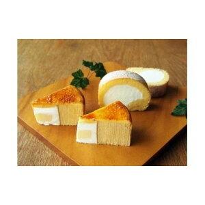 【ふるさと納税】焦がし卵ソースのブリュレバーム&練乳ロールセット