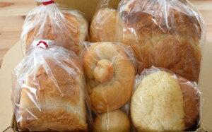 【ふるさと納税】No.078 段ボール満タン!お任せパンセット / 無添加 天然酵母パン 詰め合わせ 冷凍