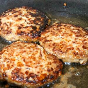 【ふるさと納税】なにわ黒牛 ハンバーグステーキ 150g×4個 600g 黒毛和牛 和牛 牛肉 国産 _0911