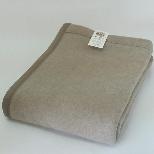 【ふるさと納税】ダブルサイズカシミヤ毛布