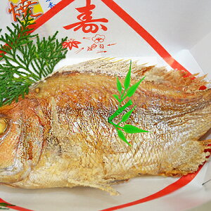 【ふるさと納税】明石産 天然鯛の姿焼(5) 【魚貝類】