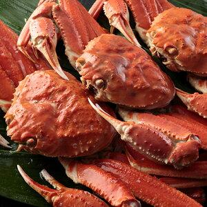 【ふるさと納税】ボイル カニ姿ずわい蟹 3尾 約1.8kg 【ずわい蟹・ずわいガニ・ズワイガニ】