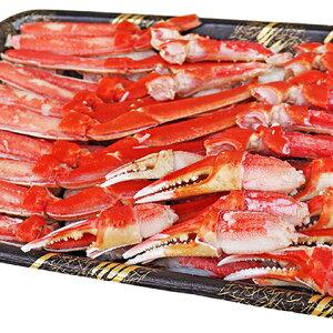 【ふるさと納税】ボイルズワイ蟹ハーフポーション1.2kg 【ずわい蟹・ずわいガニ・ズワイガニ】