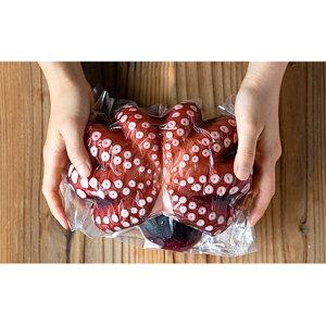 【ふるさと納税】匠の業 明石だこ丸タコ1kg 【魚貝類・タコ・魚介類・たこ・蛸・シーフード】
