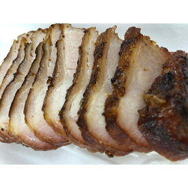 【ふるさと納税】S105*肉の小畑 手づくり焼豚(モモ)