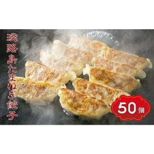 【ふるさと納税】CZ26*淡路島たまねぎたっぷりジューシー餃子 50個