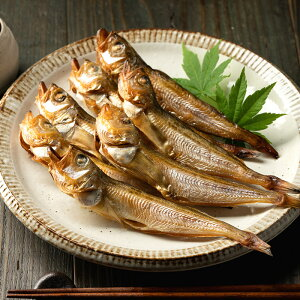 【ふるさと納税】干ハタハタ(1kg入り) / 魚 魚介類