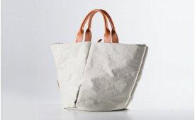 【ふるさと納税】豊岡鞄 トートバッグS (キナリ)TUTUMU Marche mini (S1800 24-145) / カバン かばん