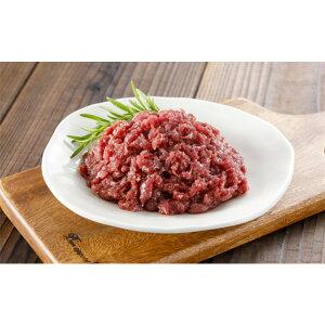 【ふるさと納税】鹿肉ミンチ / 肉 鹿肉