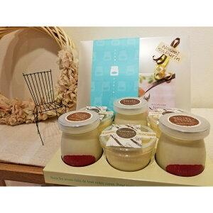 【ふるさと納税】ナウミプリン(4個)・昔ぷりん(2個)●1ケース(6個入り) / 洋菓子
