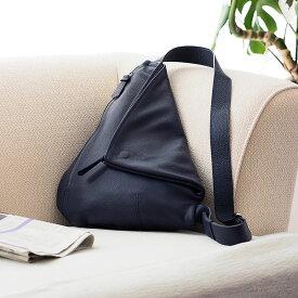 【ふるさと納税】ボディバッグ 豊岡鞄ottorossi ORA001(ネイビー) / カバン かばん