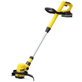 【ふるさと納税】樹脂ブレード式充電グラストリマー草刈りGR-2500 【園芸】