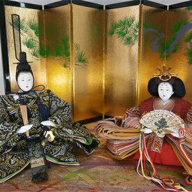 【ふるさと納税】雛人形「PEIZURI」芥子親王飾り No.102 【人形】