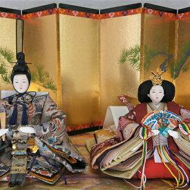 【ふるさと納税】雛人形「鳳凰」三五親王飾り No.112 【人形】