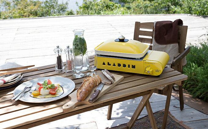 【ふるさと納税】ポータブル ガス ホットプレート SAG−RS21 【キッチン用品・調理器具】