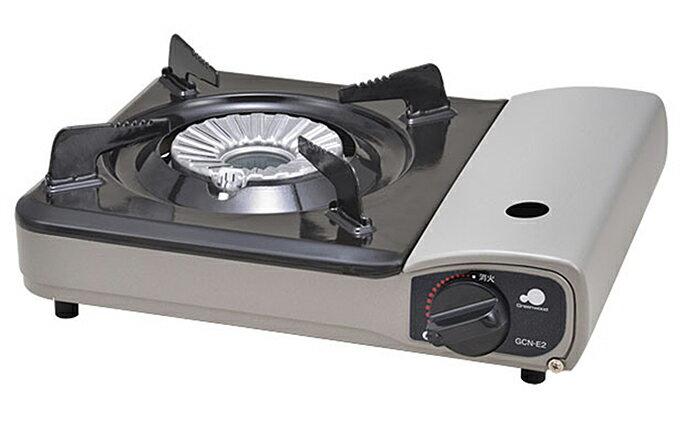 【ふるさと納税】カセットコンロ GCN−E2(S) 【キッチン用品・調理器具】