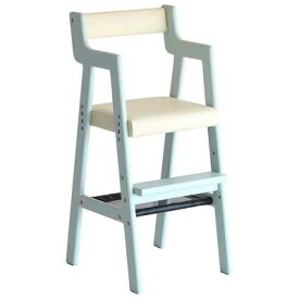 【ふるさと納税】《約1〜2ヶ月後発送予定》Kids High Chair -comet- (シアングレー) 【インテリア・ファッション・雑貨・日用品・キッズベビーチェア・子供イス・椅子】 お届け:発送可能時期より順次発送予定