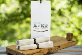 【ふるさと納税】淡路島手延べそば 島の蕎麦