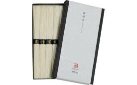 【ふるさと納税】淡路島手延べ素麺 御陵糸 黒帯(300g)包装品12箱セット