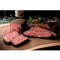【ふるさと納税】142 国産牛ローストビーフセット(サーロイン&もも肉)