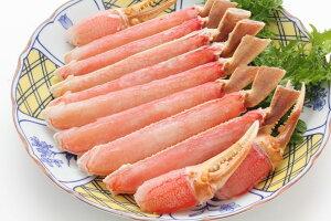 【ふるさと納税】大トロ蟹しゃぶしゃぶセット 特大サイズ 1kg