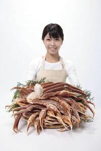 【ふるさと納税】生ズワイ蟹3L 2kg