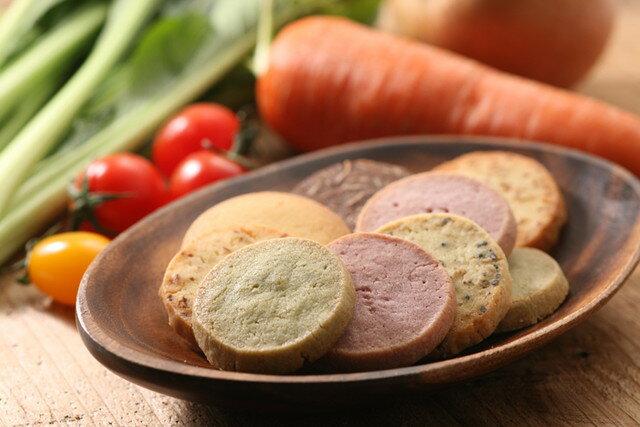 【ふるさと納税】大和やさいクッキー 2セット、菊芋ガレット(2枚入り)