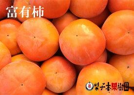 【ふるさと納税】富有柿 約6.5kg※着日時はご指定いただけません11月中旬から12月上旬順次発送