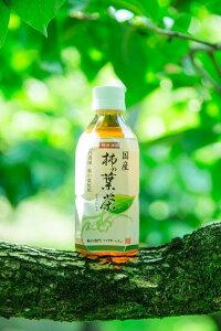 【ふるさと納税】柿の葉茶ペットボトル24本(1ケース)