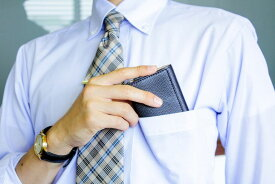 【ふるさと納税】イタリアンシュリンク/スマートウォレット ミニ財布