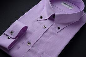【ふるさと納税】オーダーワイシャツOBP(ノーアイロン仕様)「黒蝶貝」の貝ボタンを使用/ODY010