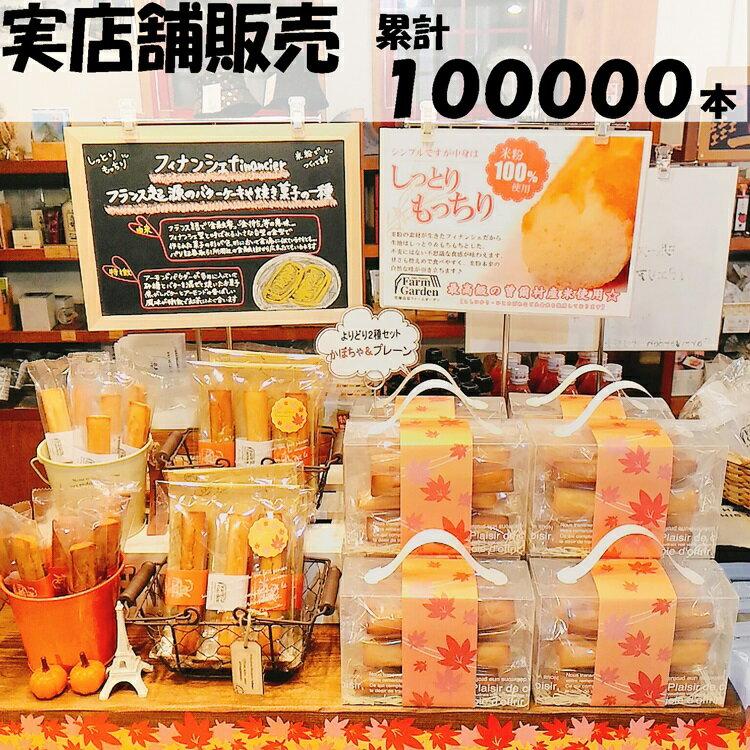 【ふるさと納税】米粉フィナンシェ10本セット