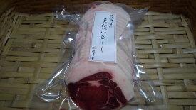 【ふるさと納税】吉野産 天然猪肉 特選吉野牡丹420g