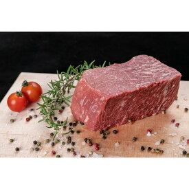 【ふるさと納税】熊野牛 赤身ブロック 真空パック約500g