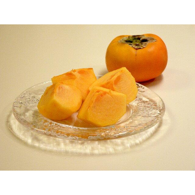 【ふるさと納税】和歌山産 たねなし柿 10kg (5kg×2箱)